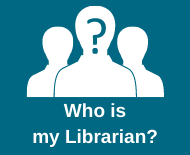 Link to who is my librarian library webpage