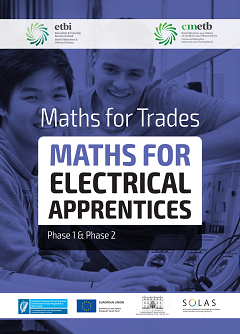 Maths for Electrical workbook thumbnail