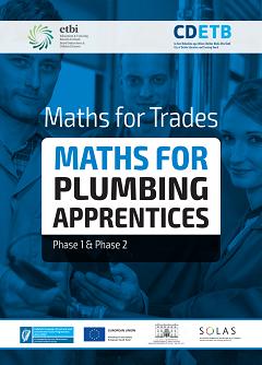 Maths for Plumbing workbook thumbnail