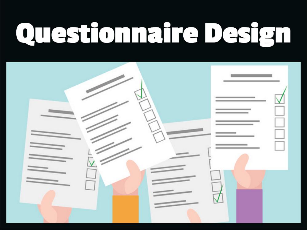 Questionnaire Design Nearpod