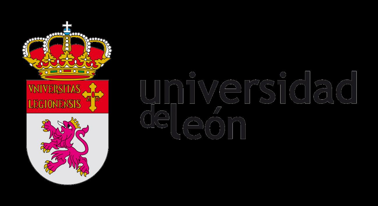Logotipo de la Universidad de León