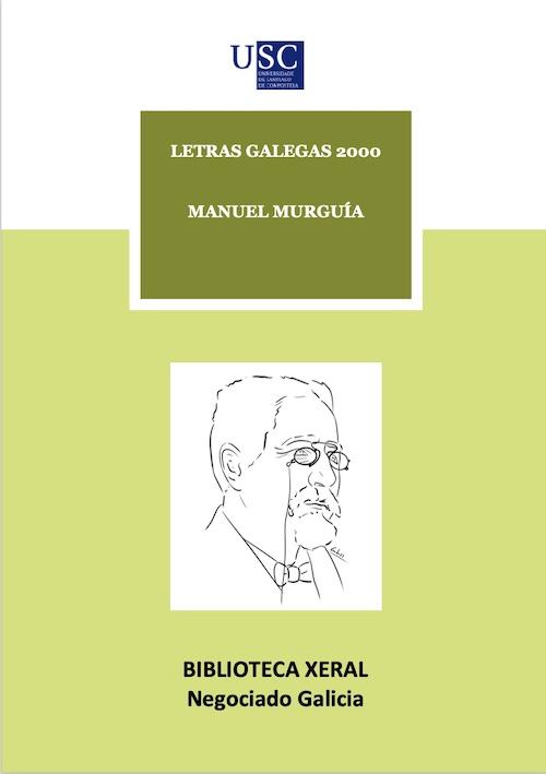 Letras Galegas 2000 - Bibliografía
