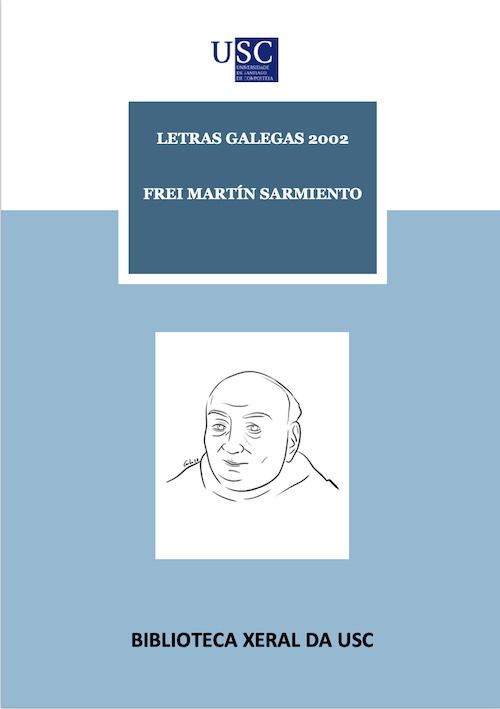 Bibliografía de Frei Martín Sarmiento na BUSC