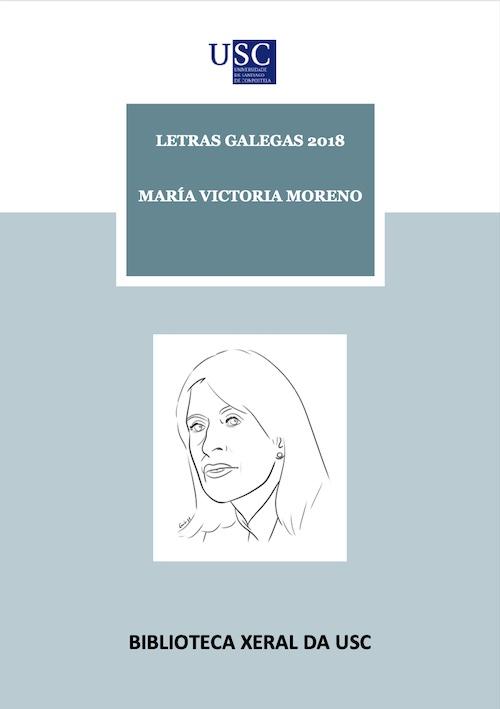 Bibliografía de María Victoria Moreno na BUSC