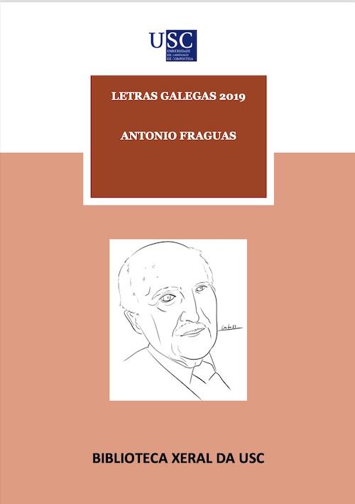 Bibliografía de Antón Fraguas na BUSC