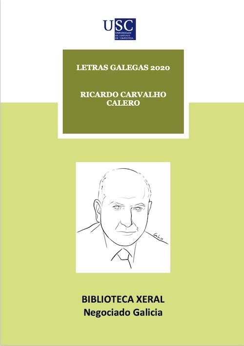 Bibliografía de Carvalho Calero na BUSC