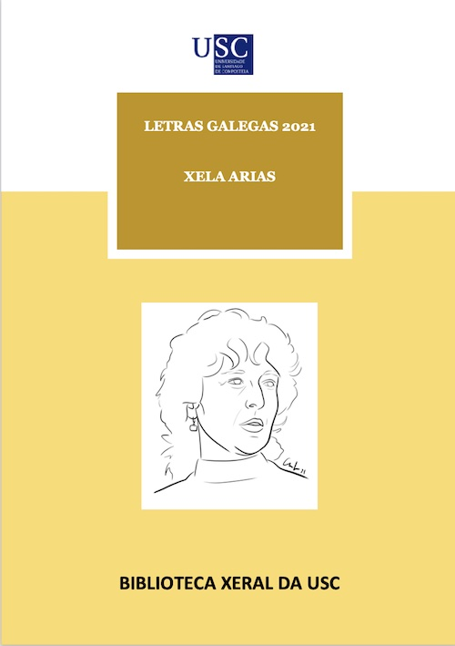 Bibliografía de Xela Arias na BUSC