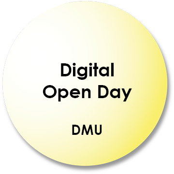 Back to DMU Digital Open Day
