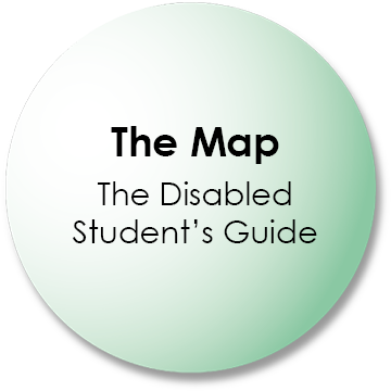 The Map - The Disabled Student's Guide
