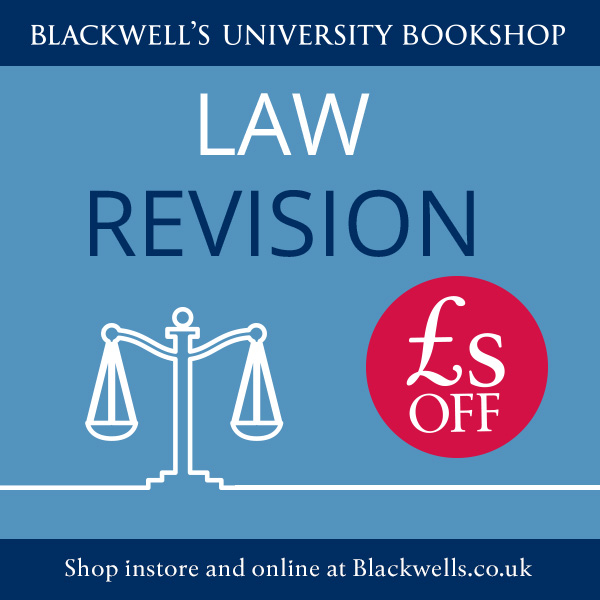 Law Revision texts from Blackwells