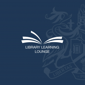 Library Learning Lounge logo