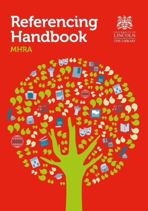 MHRA referencing handbook