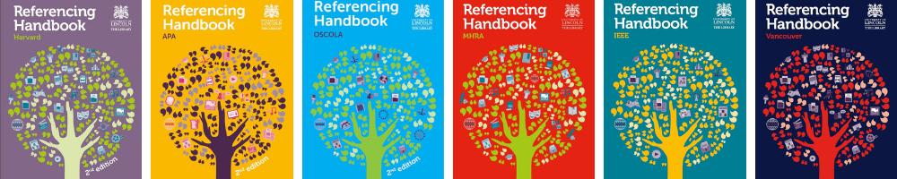Referencing handbooks