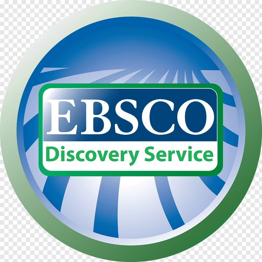 Indexed in EBSCO Discovery Service